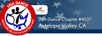 USA Dance Antelope Valley Chapter #4037